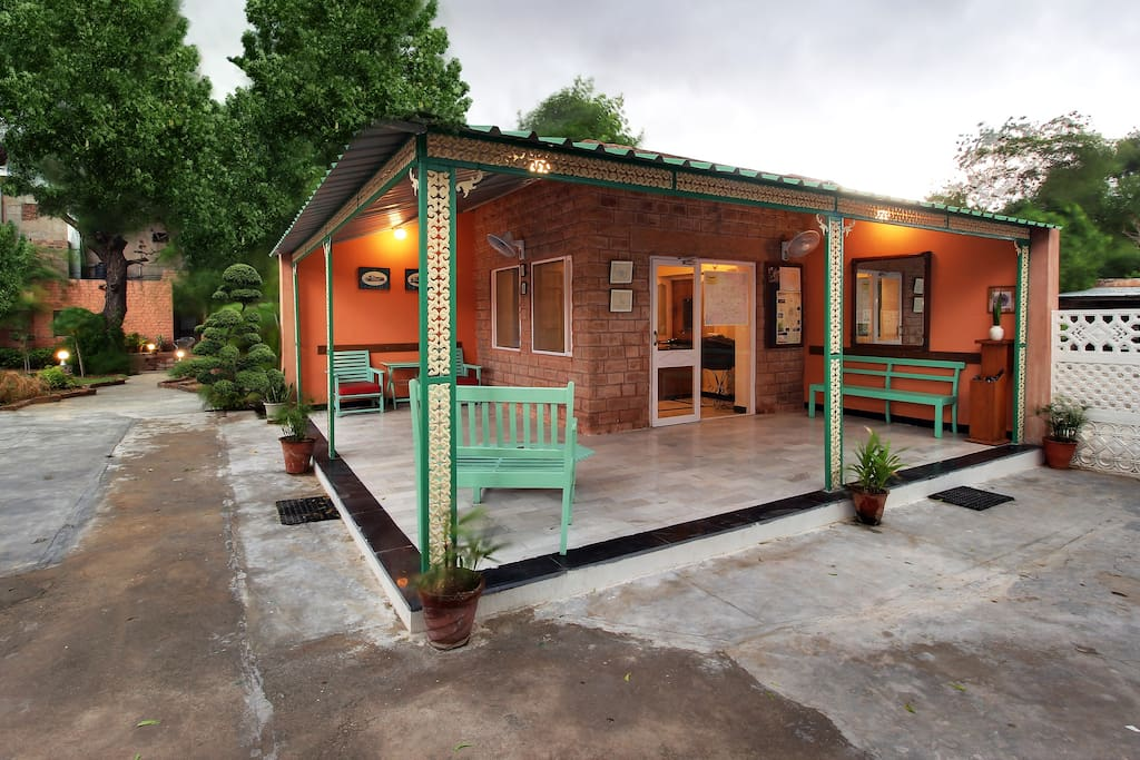 Peaceful Stay In Jodhpur Bed And Breakfasts For Rent In