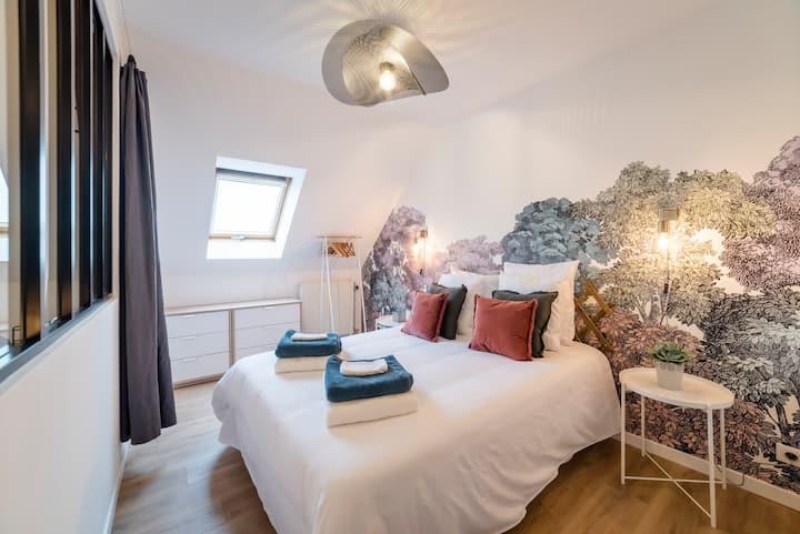 Le Paul Bert ★ Appartement cosy en centre-ville