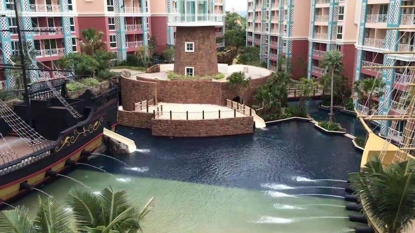 加勒比海盗乐园酒店式公寓