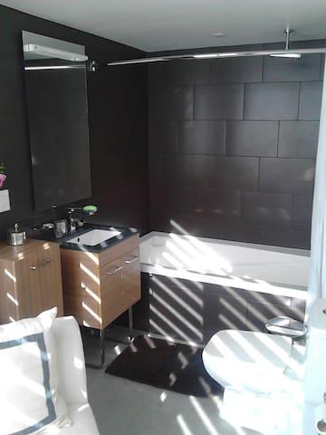 Studio con alberca y más amenidades Adamant 1 - Puebla