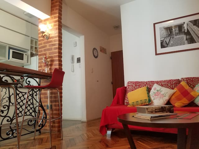 Lovelly Apartment in SAN TELMO, BEST LOCATION !!