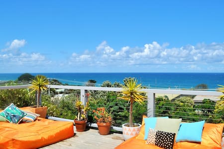 COPACABANA Beach House - Skenes Creek - Casa