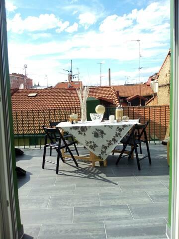 EL NIDO DEL CUCO - Bilbao - Appartement