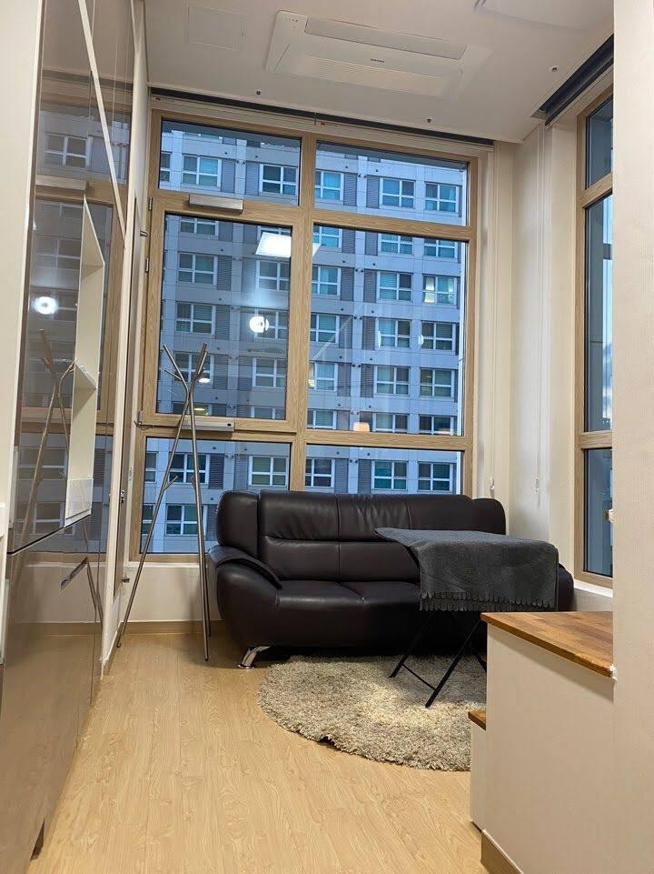 [1min away from Hoegi Station] Clean & Cozy loft