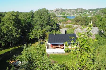 Sheltered summer paradise, Swedish West Coast