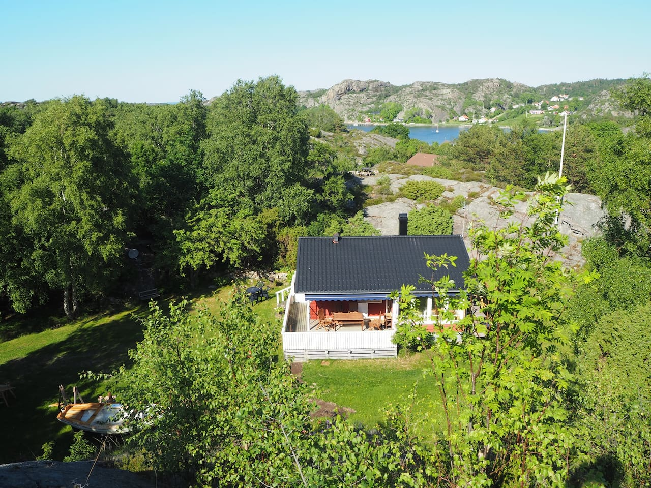 Ells Bed & Breakfast, nra havet. - Bed and breakfasts for