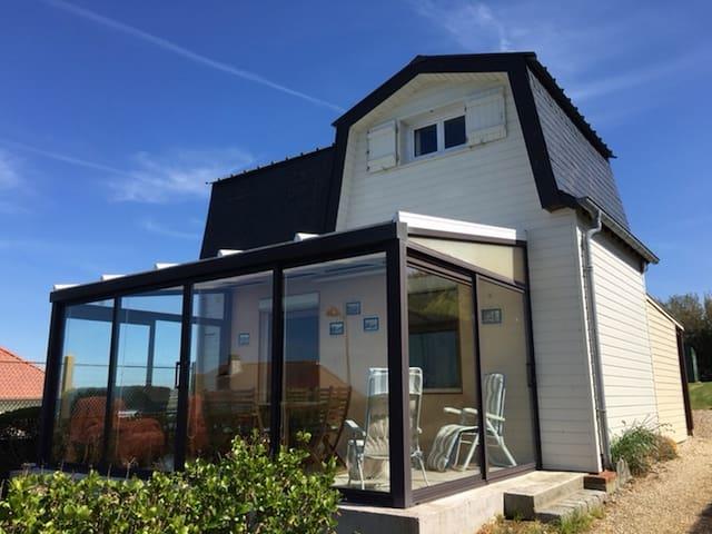 Villa Vent d'amont - Quiberville - Ház