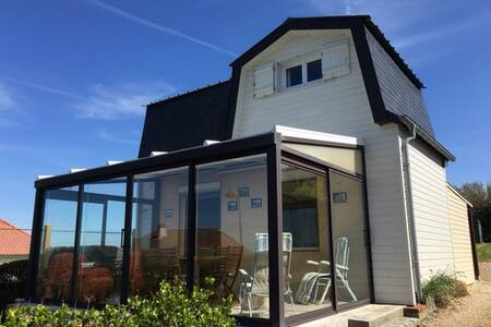 Villa Vent d'amont - Quiberville - Casa