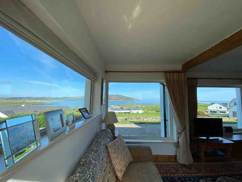 Stunning Sea Views! Four Bedroom Home Dunfanaghy!