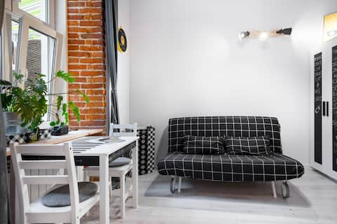 Stay in the cosiest place in Krakow!