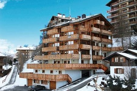 High-end cozy appartment :-) - Nendaz - Apartment
