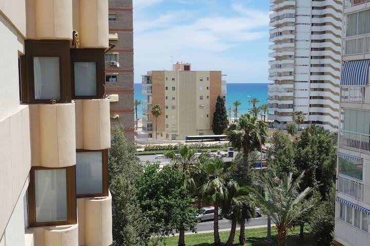 Piso idealmente situado en Playa de San Juan