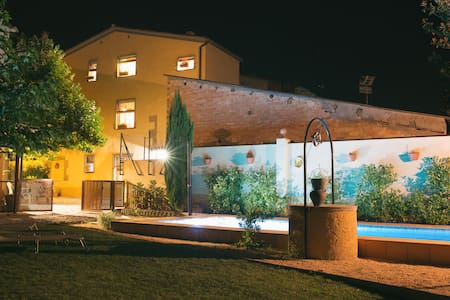 COZY COTTAGE WITH CHARM/RURAL HOUSE - Sant Esteve de Llémena - House