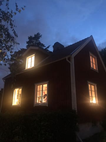 Christmas house in Sthlm - perfect for families!