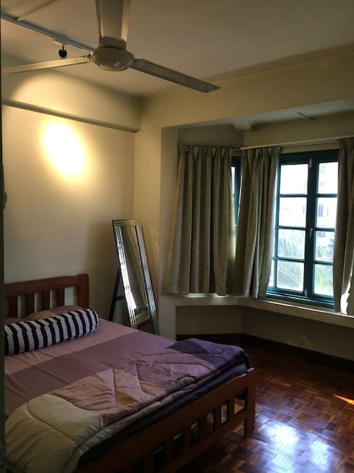 Master room (A)