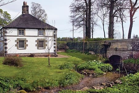 Haughton Castle - White Lodge - Haughton Castle, Haughton, Hexham
