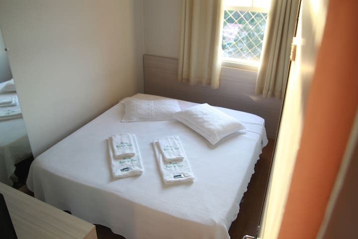 Double room in Historic Center - Ouro Preto MG