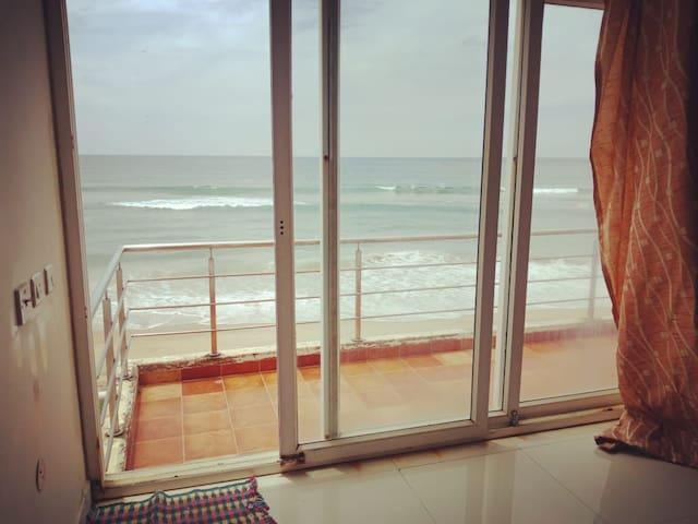 Contemporary 2BHK Sea-Front Villa