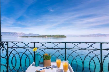 Luxury Seaview Suite Mouragia