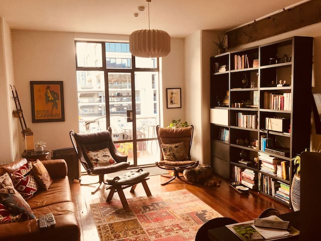 Central City Character Loft