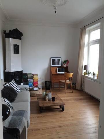 Zentrale Altbauwohnung - Eimsbüttel - Hamburg - Apartment