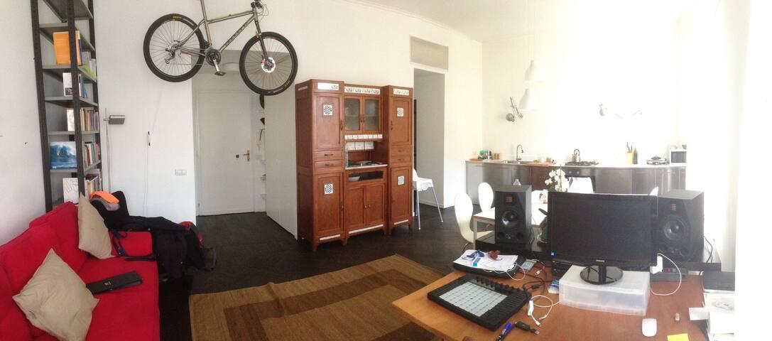 Appartamento in Piazza Wagner
