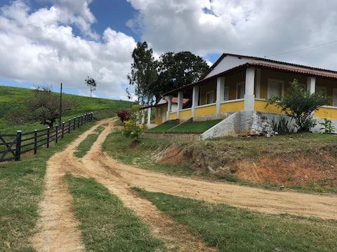 Casa de campo Fazenda Santa Terezinha