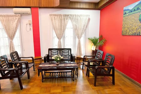 silver private double room - Yangon - Bed & Breakfast