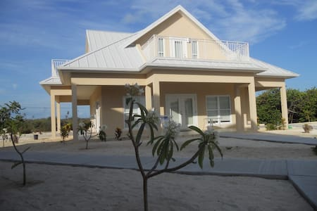 3bed Ocean View Home # 1 Cream (10% Off Summer) - North Side - 独立屋