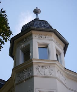 Charming apartment in a turret - Bonn - Villa