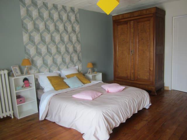 Une chambre comme à la maison