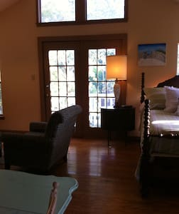 Alamo Heights Private Guest House - San Antonio