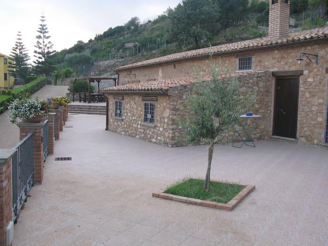 Struttura Rurale a Picco sul Mare  - Cetraro - Leilighet