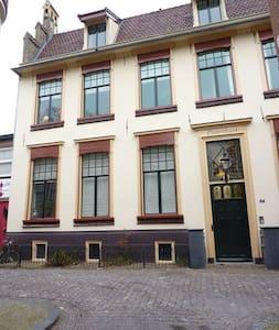 Monumentale apartment in centre! - Leeuwarden - Wohnung