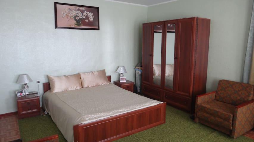 Room in our house in Novoselivka, Odesa oblast