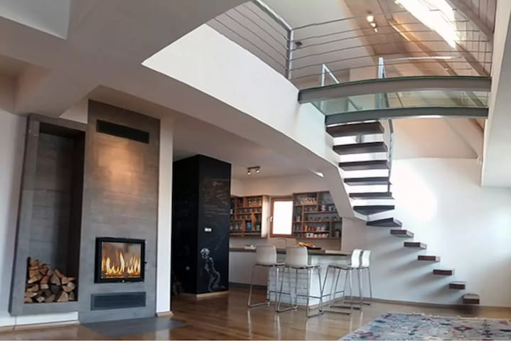 3 floor penthouse with amazing view