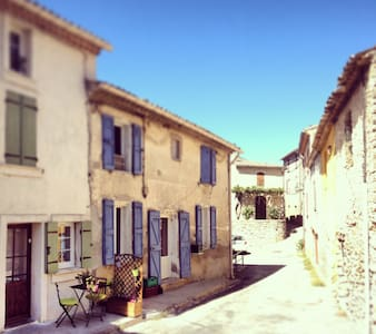 MAISON DE VILLAGE PROVENCALE 50M² - Saint-Martin-de-Brômes - Talo
