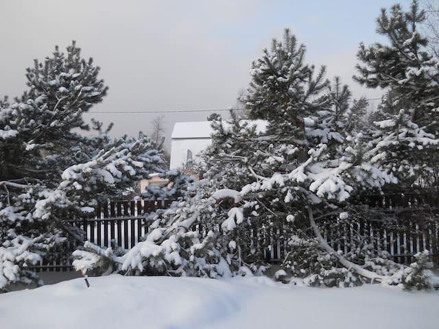 д. Кольцово д. 9 на тер. парка Никола -Ленивец - Koltsovo - Casa