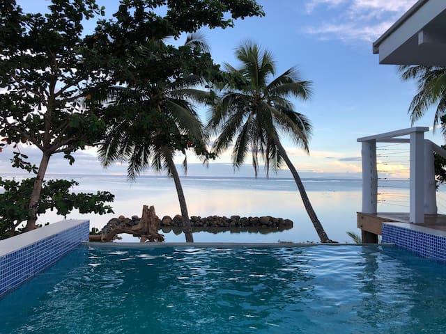 Island Breeze Luxury Oceanfront Villa