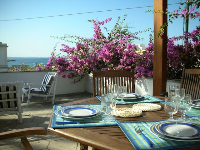 Amazing! 30 m from the sea - Nardò - Appartement