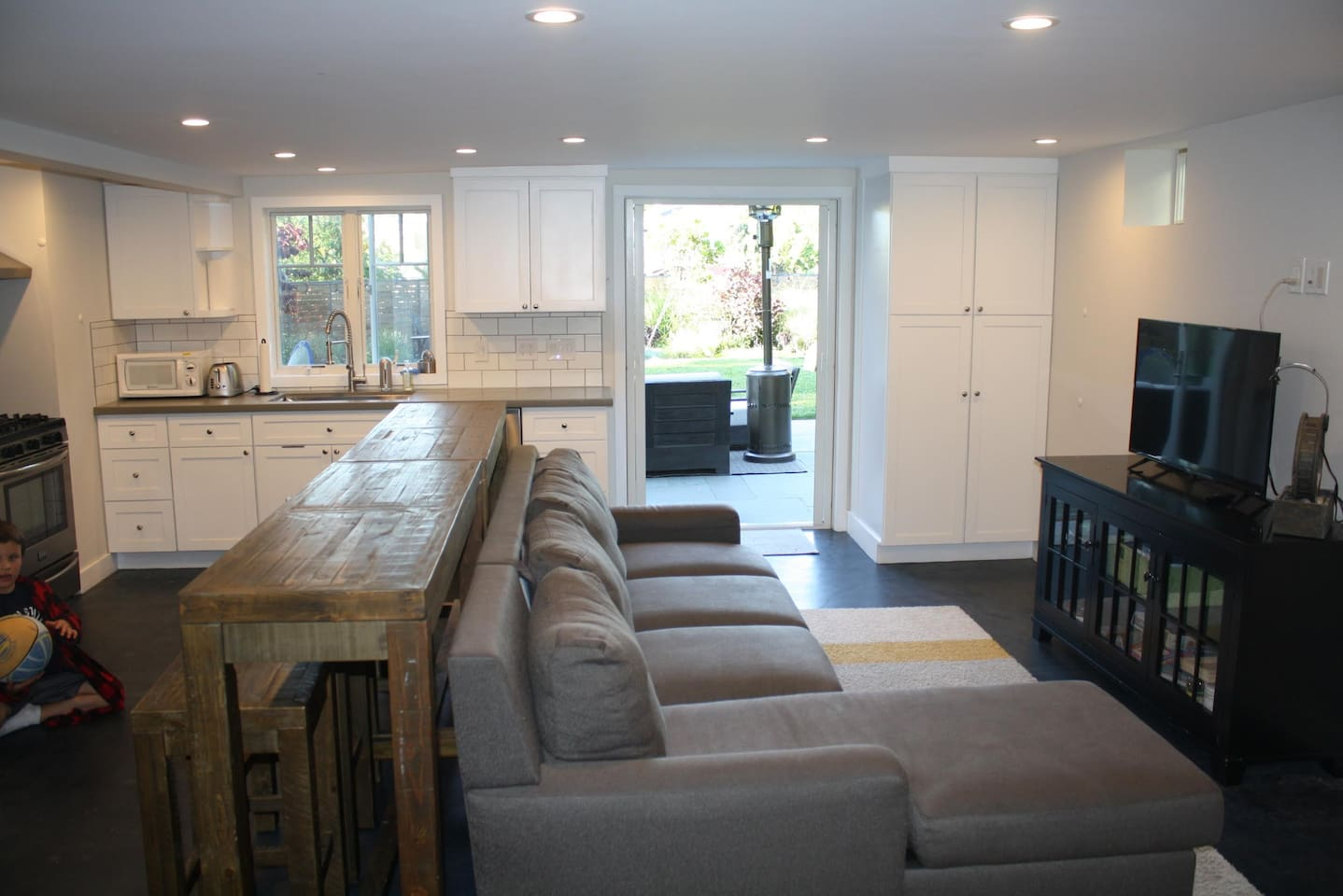 Main Living Space