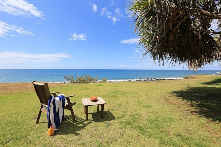 Oceanfront Dream - Bargara - บ้าน