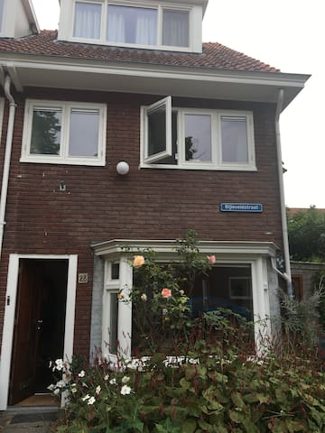 Unique family house in the center of Utrecht