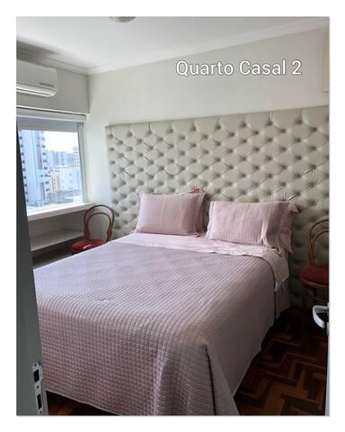 Quarto 3 Casal - Ap Amplo Boa Viagem - Recife PE