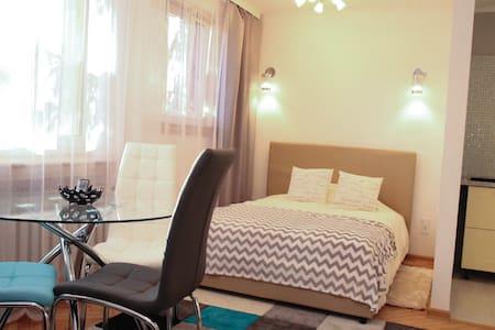 Apartment Sapphire Time - Łódź - Huoneisto