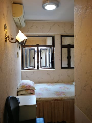 雙人套房带獨立洗手間- Double room with Private Bathroom