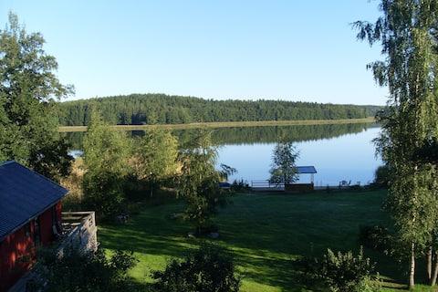 Cosy cabin in Meri-Teijo, Salo