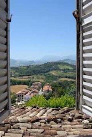 Tranquillità-silenzio-calma-relax - Monte Vidon Corrado - Huis