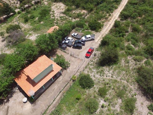 Casa DiLu - Estrada para Capão- Chapada Diamantina