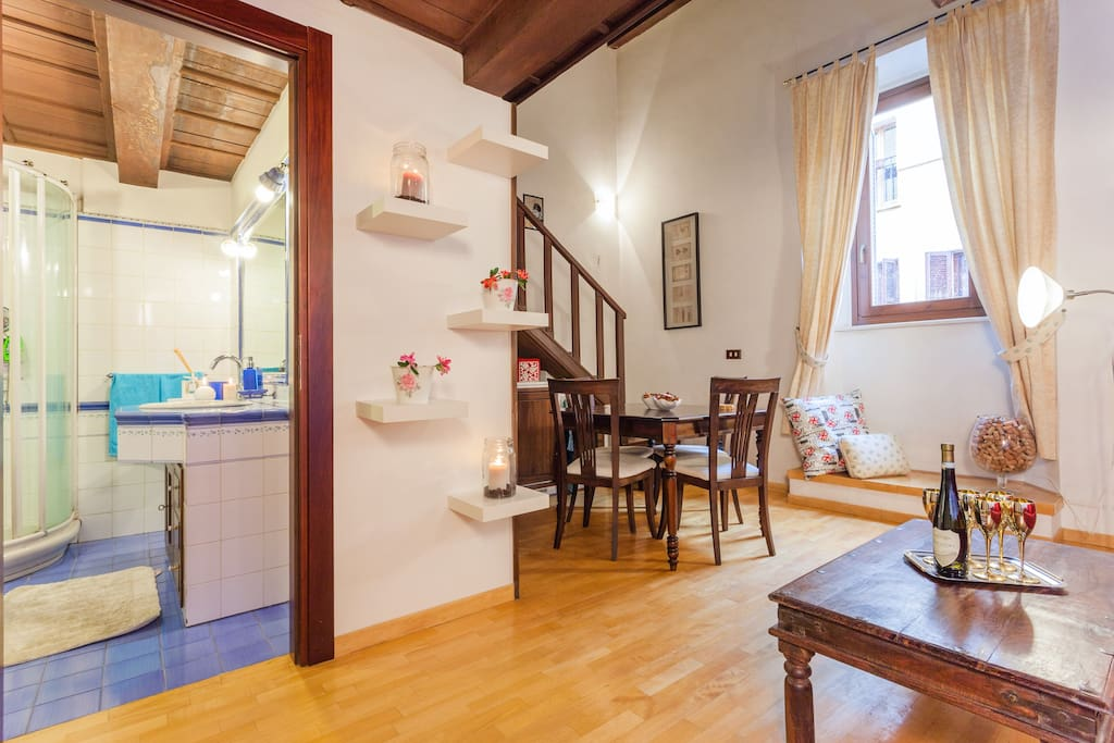 Casa vacanza Trastevere Roma Centro